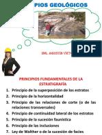 Principios, Procesos y Ciclo Geológico