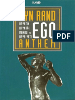 Ayn Rand - Ego (Aka Ben)