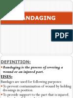 BANDAGING Powerpoint 1