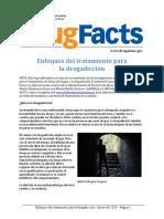 Tratamientos para la drogadicción (enfoques)
