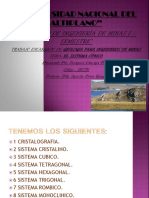 Trabajo de Geooologia