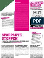 Aufruf zur Belagerung des Bundestages