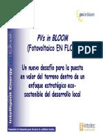 Presentacion Pvs in Bloom