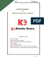 Industrial Visit Report Part 2