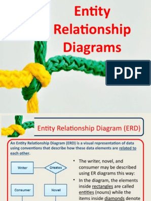 06 Entity Relationship Diagram Erd Copy Ppsx Syntax Scientific Modeling