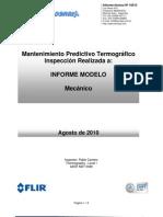 Informe Mecanico - Demo