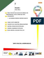 Investigacion Tipos de Valvulas de Fondo Final Produccion