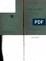 Redfield, R. (1944). Yucatán. Una cultura de transición