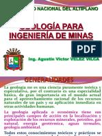 Int. a La Geología