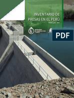 Inventario de Presas Del Perú