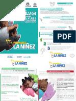 Pasos para solicitar nacionalidad de niños nacidos en Colombia de padres venezolanos