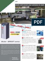 MAG BR600T Brochure