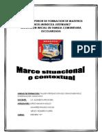 4.1 Marco Situacional