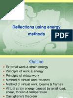 Deflections Using Energy Methods - GDLC