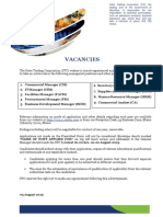 State Trading Corporation Vacancy Notice
