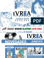 Novedades Ivrea Junio 2019