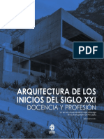 arquitectura XXI