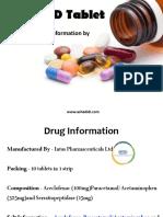 Hifenac D Tablet