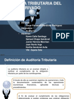 Auditoria tributaria en el sector público