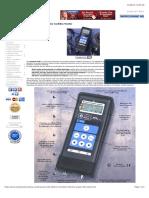 Analyzer A30 Machine Condition Monitor