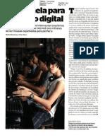 Inclusão Digital das classes baixas