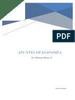 Apuntes de Economia UV 2018