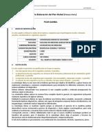 estructura plan global primera parte