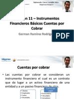 Diplomado cierre contable Cuentas Por Cobrar e Inventarios Sesión 4