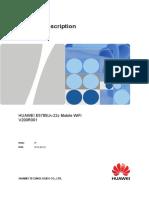 Huawei e5785lh-22c Datasheet