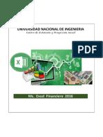 Manual de Excel Financiero 2019