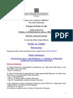 Guida Storia e Storiogr. 2 Tr. a.a 16-17