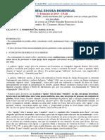 Afonso Caramuru Dr Esboço Biblico