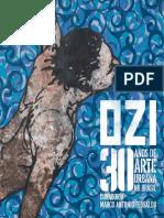 Catálogo Exposição OZI RE