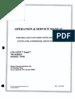 MANUAL DE SERVICIO IMPACT 754
