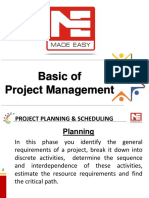 5. Planning and Scheduling