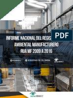 RUA 2016 Informe MF