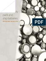 Pack Ship Batteries