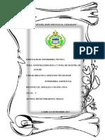 MUESTRAS BIOLÓGICA Y TOMA DE MUESTRA DE SANGRE