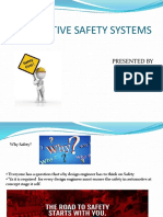 Automotive Safety Systems