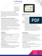 Autism and iPad Technology Handout