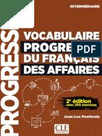 Voc Prog Du Fr Des Affaire INT
