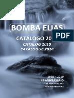 BOMBAS ELIAS CatalogoBombaElias2010