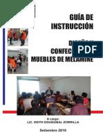 Manual Melamine Capeco