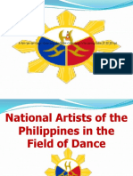 National Artists of the Philippines -Dance  Final.pptx