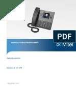 Guía de instalación telefonos