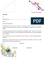 Campeonato Ines Moreno