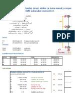 Analisis Sismico Manual