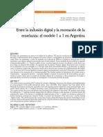 Entre La Inclusion Digital y La Recreacion Maggio