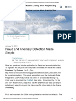 Fraud and Anomaly Detection Made Simple _ Oracle Data Mining (ODM) Blog