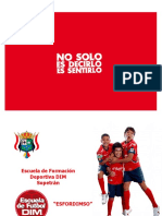 Escuela de Futbol Sopetran-Antioquia